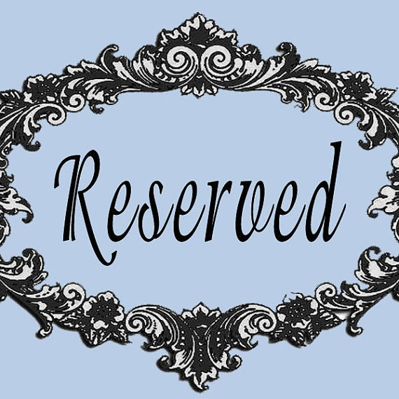 Reserved Listing for Marian- 28 Custom Luminaries and Ring Bearer Block