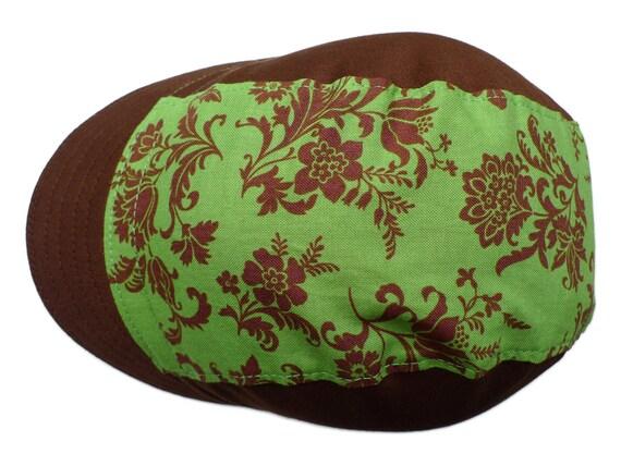 Light Cycling Cap - Ornamental Green