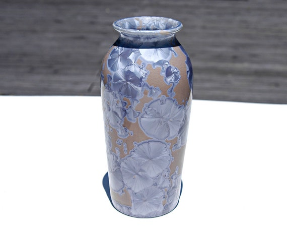 Hand-Made Ceramic Vase - Free Shipping