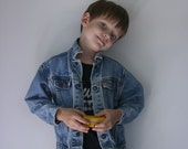 Vintage Levi's denim jacket 5/6T - fuzzymama