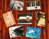 ACEO Photography Photo - Trading Card - Any Photograph - Your Choice - Metallic Image - Fine Art Print