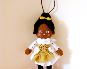 Steampunk Doll Plush: Lydia