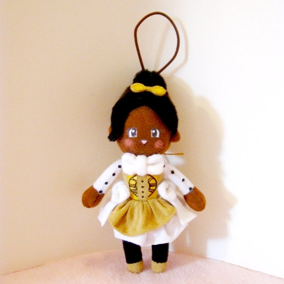 Steampunk Doll Plush: Lydia