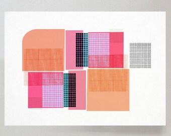 Quadretti - large print