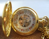 Lyra's Golden Compass - a working alethiometer
