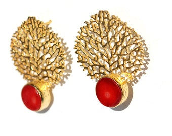 Coral Reefs Earrings