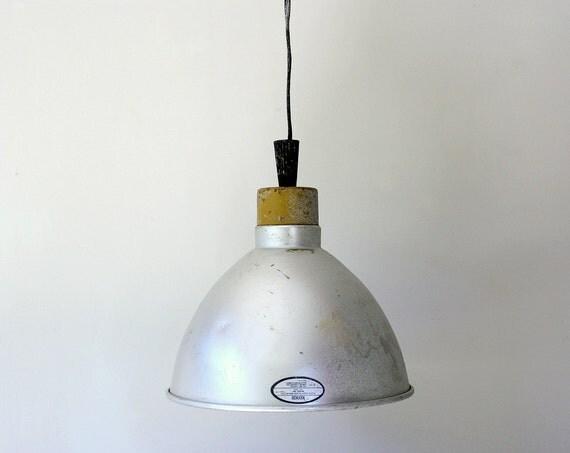 Vintage Industrial Lamp Shade Fixture