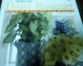 Plastic Canvas Patterns Daisy Bouquet Needlecraft Shop 89PH7 Pattern Leaflet