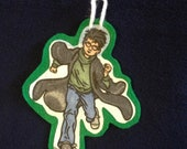 Harry Potter Ornament (not a licensed product)