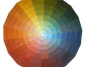 Fabric Dyeing Workshop August 11, 2012