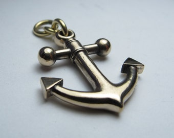 ANCHOR large brass version
