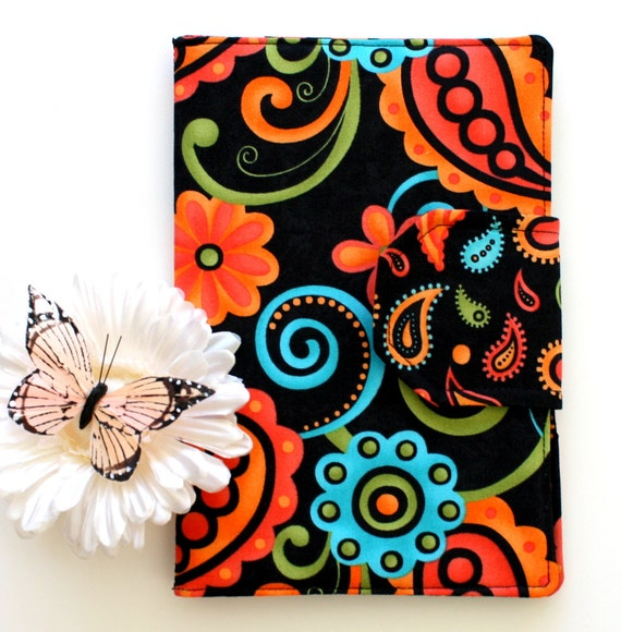 Kindle Cover, Kindle Fire Cover, Ereader Case in Sassy by Sandy Gervais, Ready to Ship