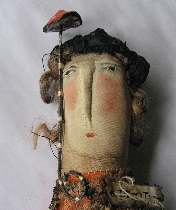 Prentice, a Witch