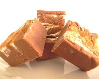Julie's Fudge - Milk Chocolate CAPPUCCINO - Half Pound
