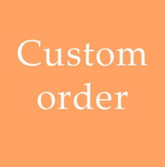 Custom Order Party Hat ON RESERVE for Cozetta