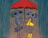 Rain, Rain Don't Go Away