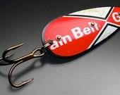 Large Original Recyclure Grain Belt Spinner Spoon Lure