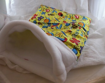 Little Critter Plush Snuggle Sleep Sack Bed for Your Favorite Little Pet