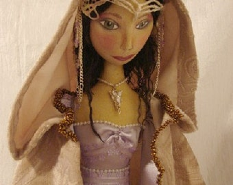 Art Doll-Fairy Princess  (Made to Order by Request)