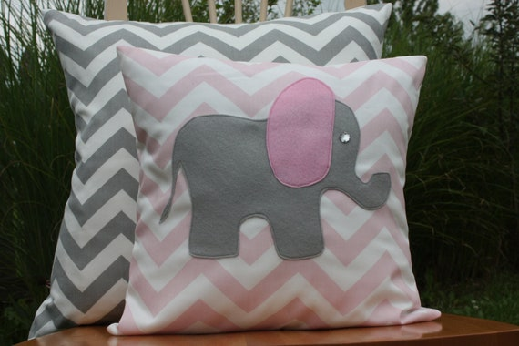 Etsy Item Spotlight Decorating The Nursery Pink Gray