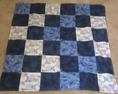 Harry Potter Anti-Pill Fleece Baby Quilt