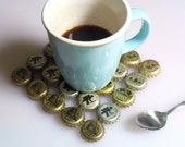 Craft Beer - bottle cap trivet