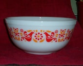 Pyrex Sale   Vintage Pyrex Friendship 403  Mixing Bowl
