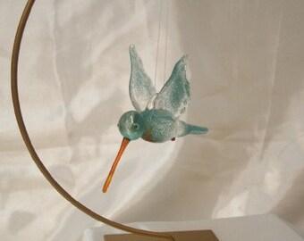 Sold Colorful Hummingbird     Made in Colorado