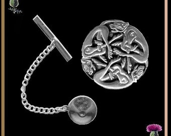 Celtic Book of Kells Tie Tack Lapel Pin CEL04TTS