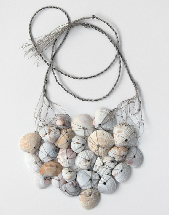 NAUTICAL SEASHEL NECKLACE