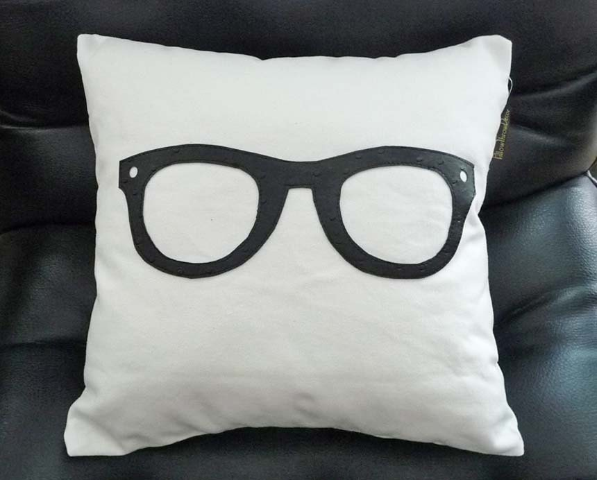 Decorative Pillows For Teens Geek Pillow Cover Nerd Pillow Fun Pillow Covers 16X16