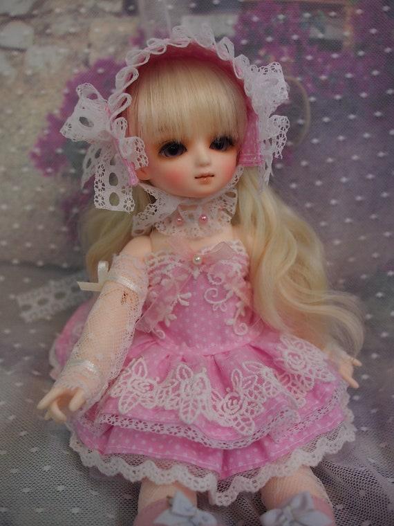 ON SALE My Pinky Fairylady Dress Set for Yosd