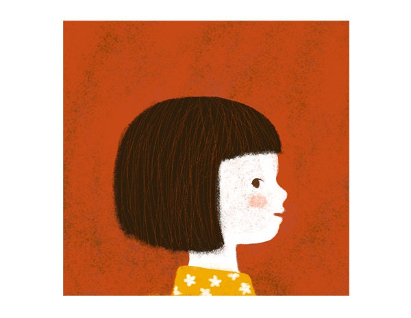 Little Girl S Smile By Yoote On Etsy