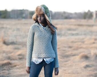 Knit Pattern: Tundra Pullover