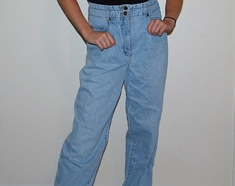 Vintage Jeans High Waist The Limited Fashion