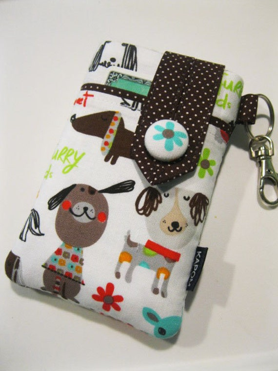 fabric iphone case ipod case handmade cell phone case