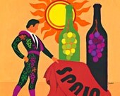 Wine Creations: SPAIN