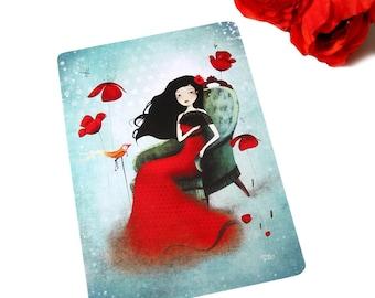 Flamenco Dream - Postcard