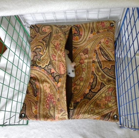 RAT SAC Hide-N-Sac med - Paisley