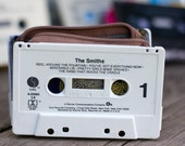 The Smiths cassette tape wallet