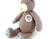 Medium Plush Teddy Bear