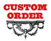 Lush Floral Wedding Printables  - Custom Order Emma