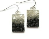 Mosaic Jewelry - Moonstone and Labradorite  Drop Earrings