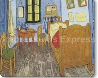 The Bedroom Van Gogh Painting Mousepad