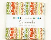 Serenade by Kate Spain for Moda Fabrics - Charm Pack