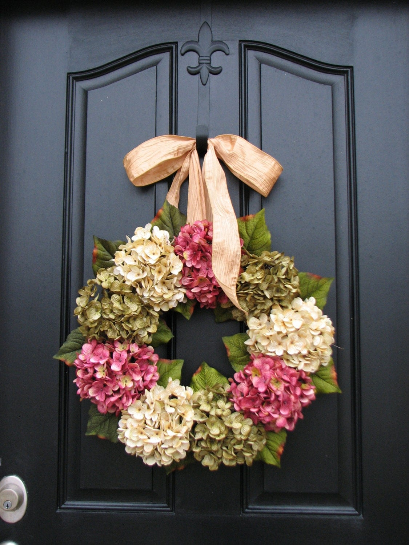 spring wreath spring wreaths for front door wreaths wreath. Black Bedroom Furniture Sets. Home Design Ideas