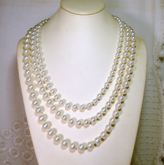 Cheap pearl choker for adult
