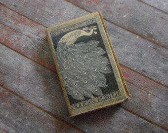 Miniature Art Nouveau Book
