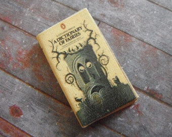 Miniature Book --- Dictionary of Fairies