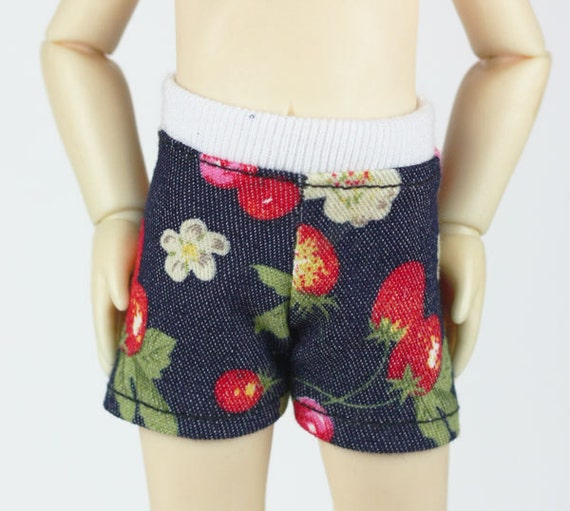 B097 - Short pants for 1/6 bjd